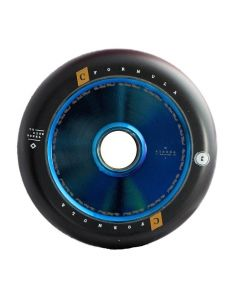 UrbanArtt Hollow Core V2 Wheel - 110mm - NEO BLUE