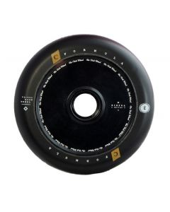 UrbanArtt Hollow Core V2 Wheel - 120mm - BLACK