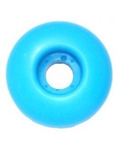 Blank Skateboard Wheels 50mm LIGHT BLUE (set of 4)
