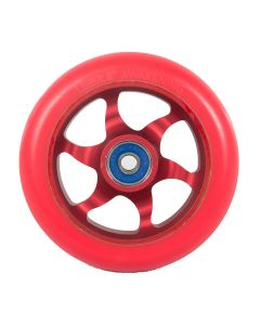 Flavor 110mm Awakening Wheel - RED/RED