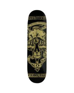 RELIANCE Skateboard Deck FAITH GOLD 8.25