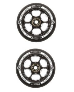 Rogue 110mm Dan Barrett Wheels- Black/Black (Pair)