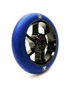 UrbanArtt S7 100mm Wheel - BLACK / BLUE