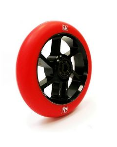 UrbanArtt S7 110mm Wheel - BLACK / RED
