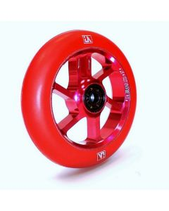 UrbanArtt S7 110mm Wheel - RED / RED