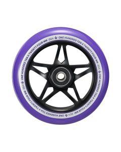 ENVY 110mm S3 Wheel Black/Purple