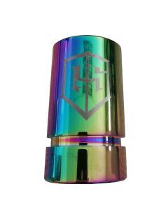 GRIT 4 BOLT SCS CLAMP - Oil Slick