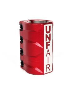 UNFAIR Raven SCS Clamp - RED