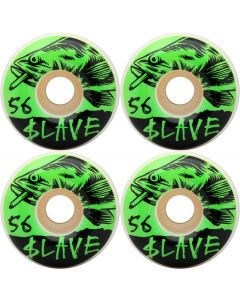 SLAVE BASS DESTRUCTION GREEN 56MM 99A