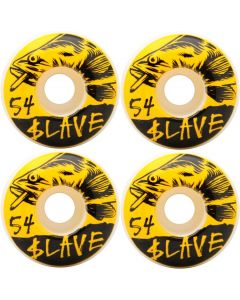 SLAVE BASS DESTRUCTION YELLOW 54MM 99A