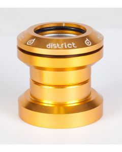 District Pro Headset - GOLD