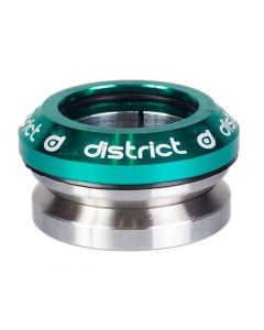 District Integrated Headset - GREEN