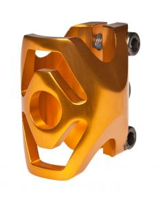 District Triple Light Clamp GOLD - Standard