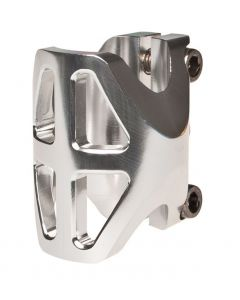 District Triple Light Clamp CHROME - Standard
