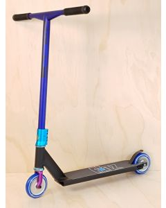 Custom Scooter - SP BLACK / SMITH BLUE