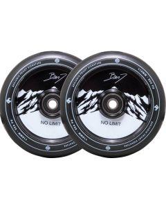 Striker BenJ No Limit Fullcore Wheels - BLACK/BLACK