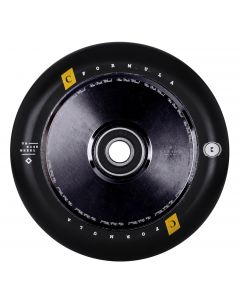 UrbanArtt Disc Wheel - Ink Core 125mm - BLACK
