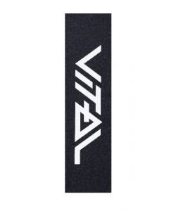 Vital - Grip Tape - Logo White