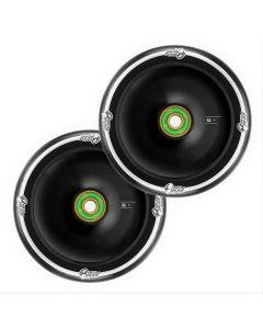 UrbanArtt CLASSIC Wheels - 110mm - BLACK
