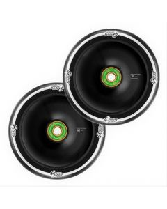UrbanArtt CLASSIC Wheels - 120mm - BLACK