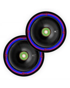 UrbanArtt CLASSIC Wheels - 120mm - TWO TONE