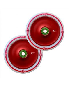 UrbanArtt CLASSIC Wheels - 120mm - RED