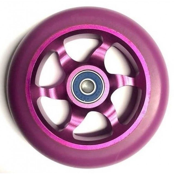 Flavor 110mm Awakening Wheel - PURPLE/PURPLE