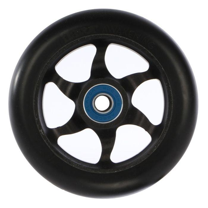 Flavor 110mm Awakening Wheel - BLACK/BLACK