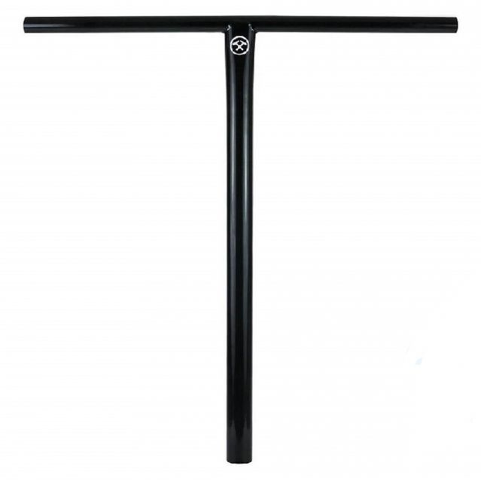 Affinity DOM T Bar - 710mm x 610mm - OVERSIZED - BLACK