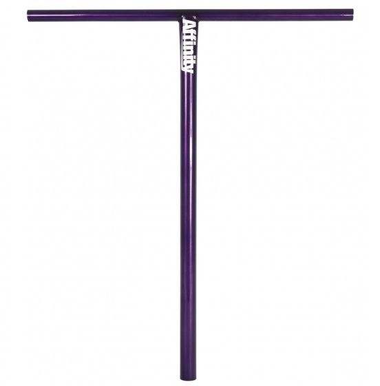 Affinity Classic XL T Bar - OVERSIZED - TRANS PURPLE