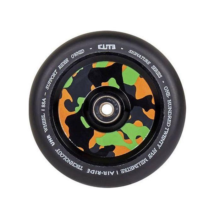 ELITE Air Ride 110mm Wheel - BLACK / CAMO