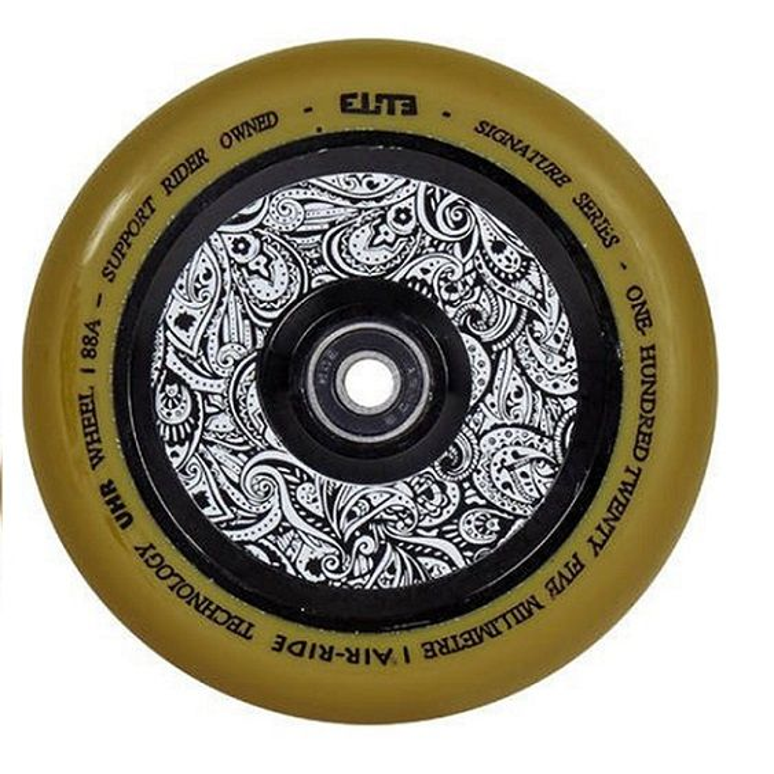 ELITE Air Ride 110mm Wheel - GUM / FLORAL