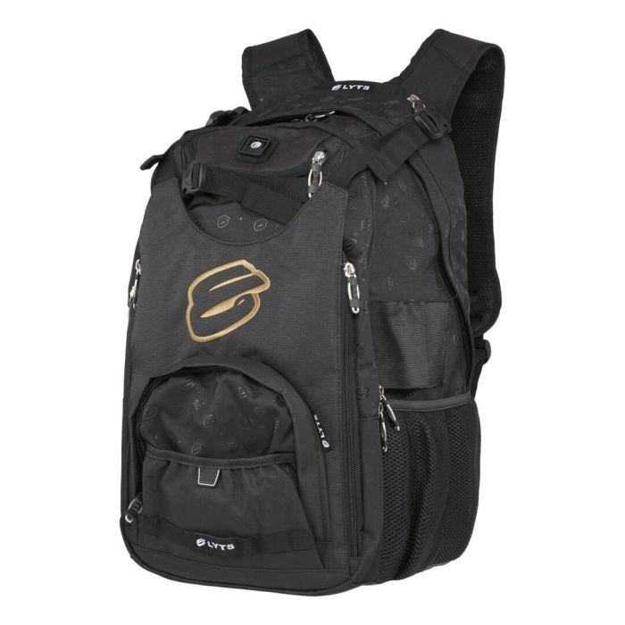 ELYTS Scooter Backpack - BLACK/GOLD