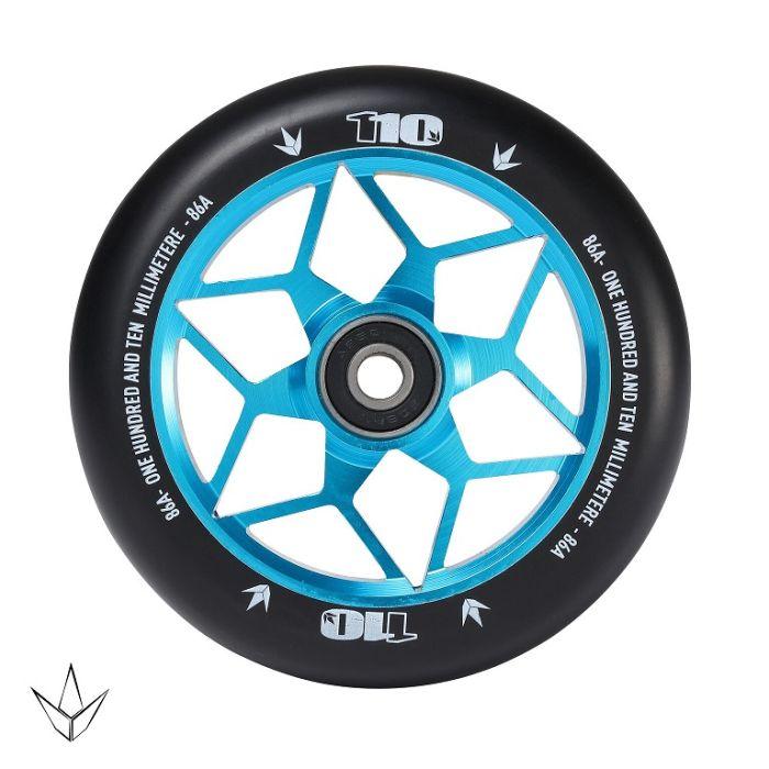 ENVY 110mm Diamond Wheel - TEAL