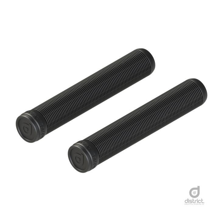District Long Grips - Black