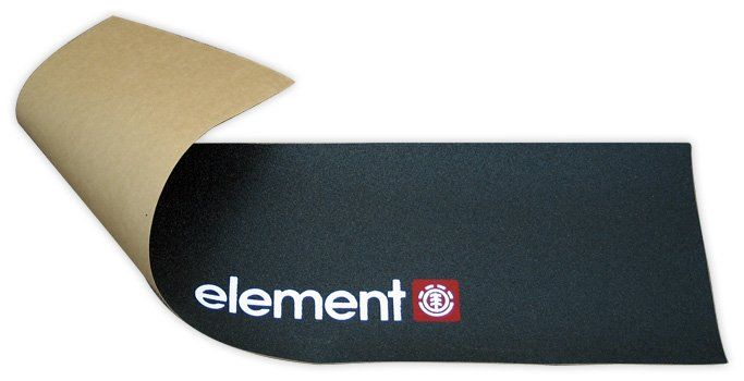 ELEMENT Skateboard Grip Tape LOGO