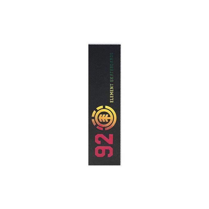 ELEMENT Skateboard Grip Tape RASTA 92
