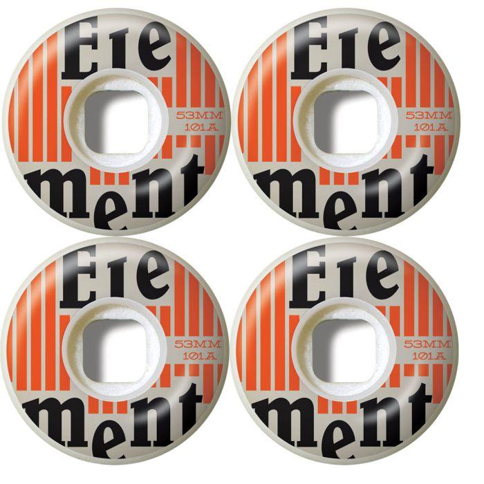 ELEMENT 53MM 101A HARD-BOP