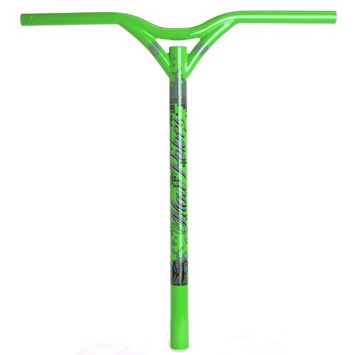 Blunt Envy V2 Scooter Bars - Max Peters - Green 550mm