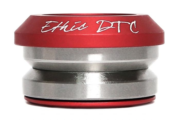 Ethic Basic Integrated Headset - Red