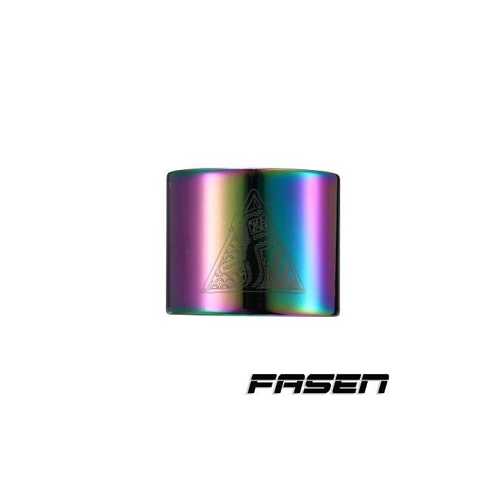 FASEN 2 Bolt Clamp - Oil Slick