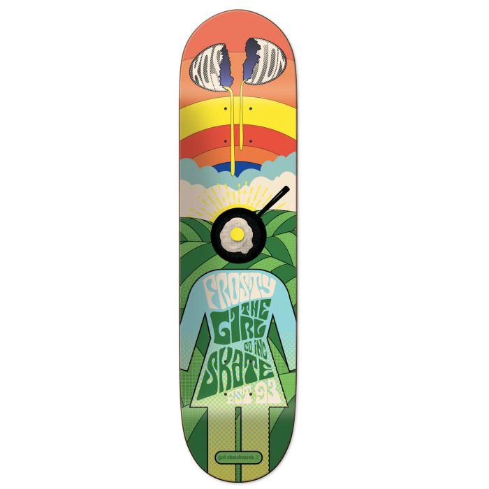 GIRL Skateboard Deck KOSTON FILLMORE 8.25