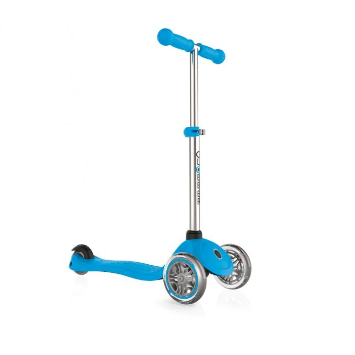 GLOBBER Kids 3 Wheel PRIMO FOLDABLE - Sky Blue