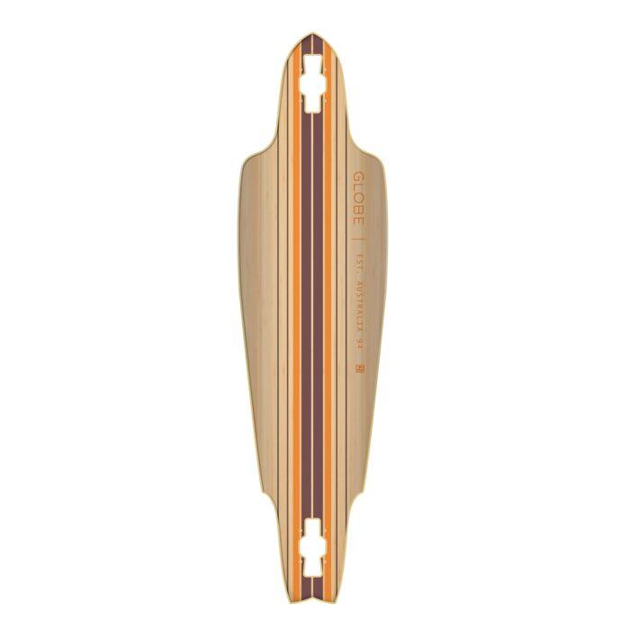 GLOBE Longboard Pro Deck PROWLER BAMBOO CLAY 10 x 38