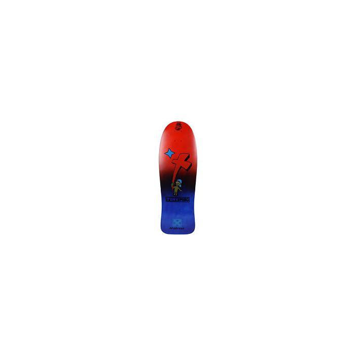 H-STREET 10 x 30.25 OLD SCHOOL Skateboard Deck TONY MAG