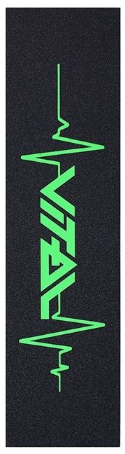 Vital - Grip Tape - Heart Beat Green