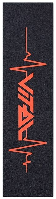 Vital - Grip Tape - Heart Beat Red