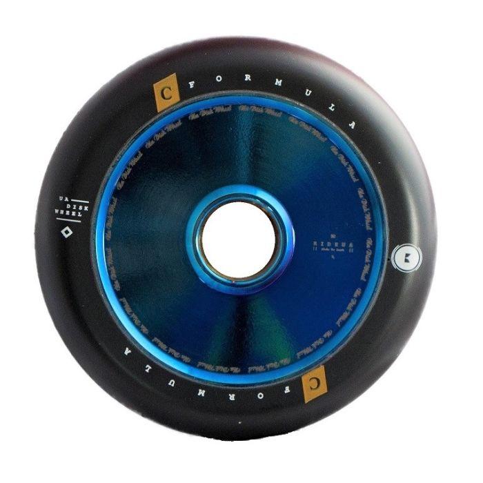 UrbanArtt Hollow Core V2 Wheel - 120mm - NEO BLUE