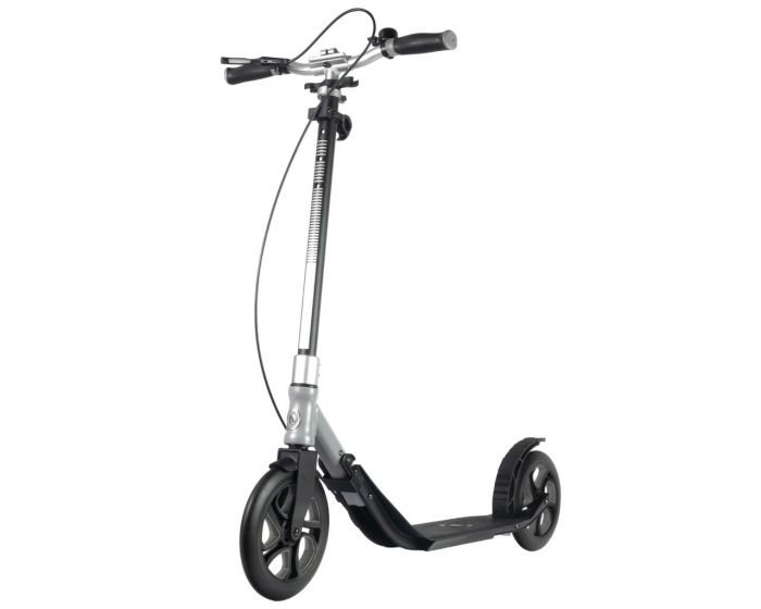 Globber Nl 230 Ultimate Adult Scooter - Lead Grey