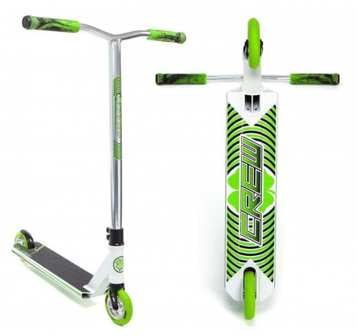 Lucky Crew Pro Scooter - SEA GREEN